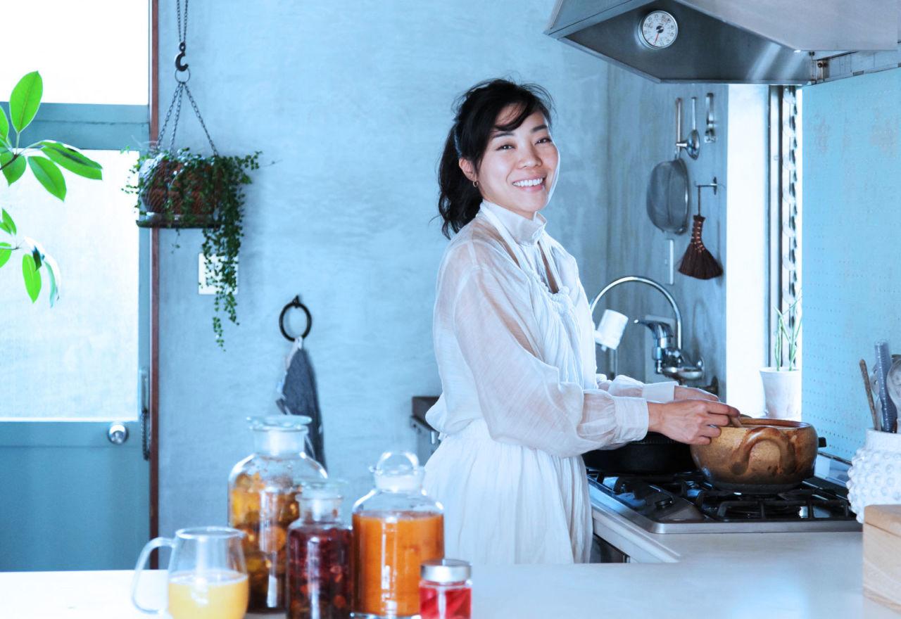 季節ごとの「温度」が美味しくする発酵食品を伝えたい。みつはしあやこさんの「醸す」暮らし