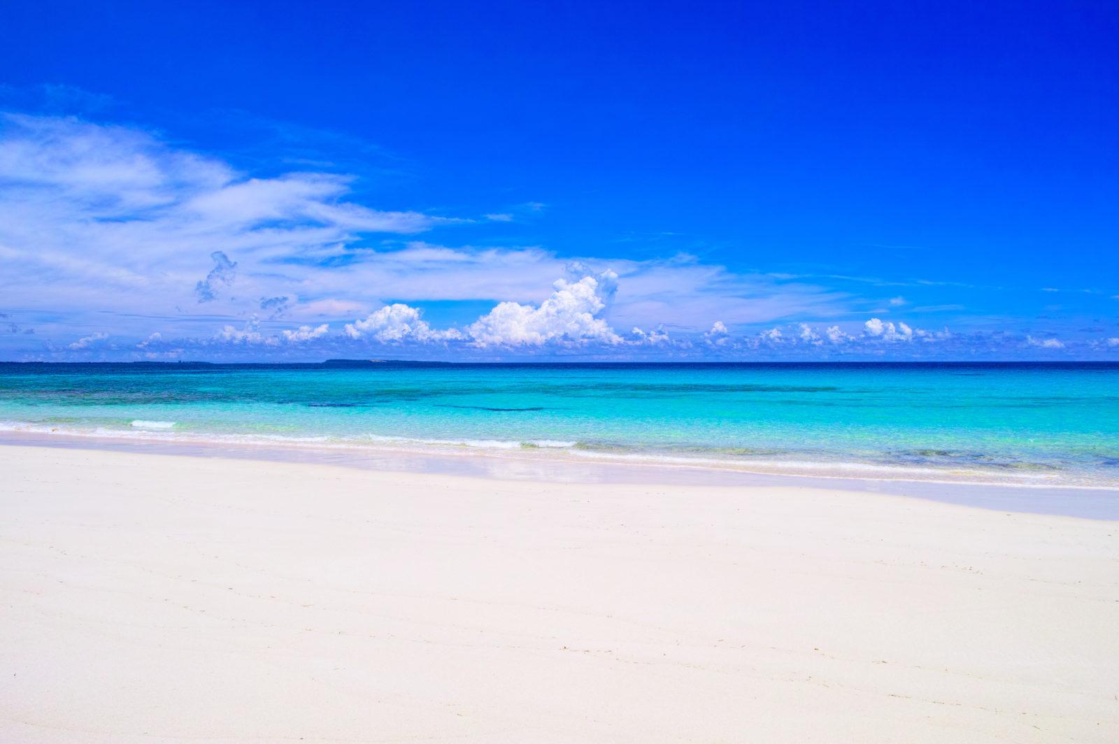 花粉症が気にならない島、暖かい春の宮古島へ「避粉」Trip