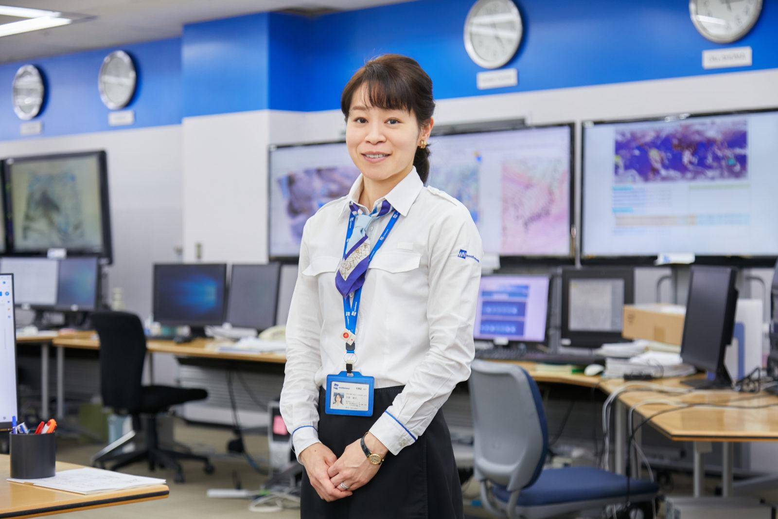 気象予報士大塚さんの画像
