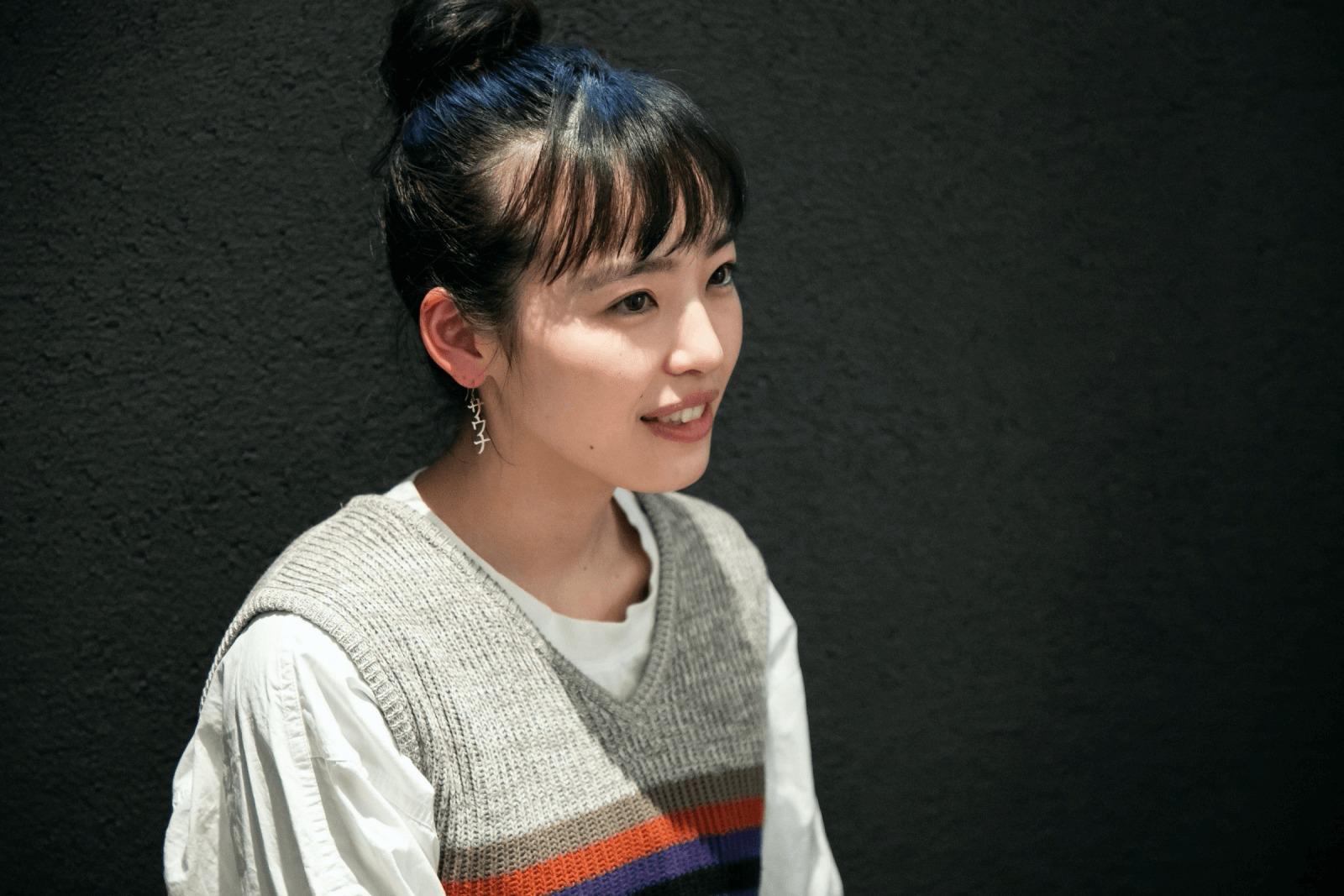 清水さんインタビューカット