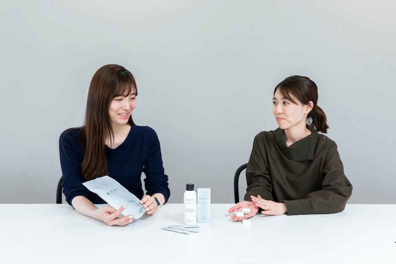 株式会社TWO 武田瞳さんと柴野莉沙さん