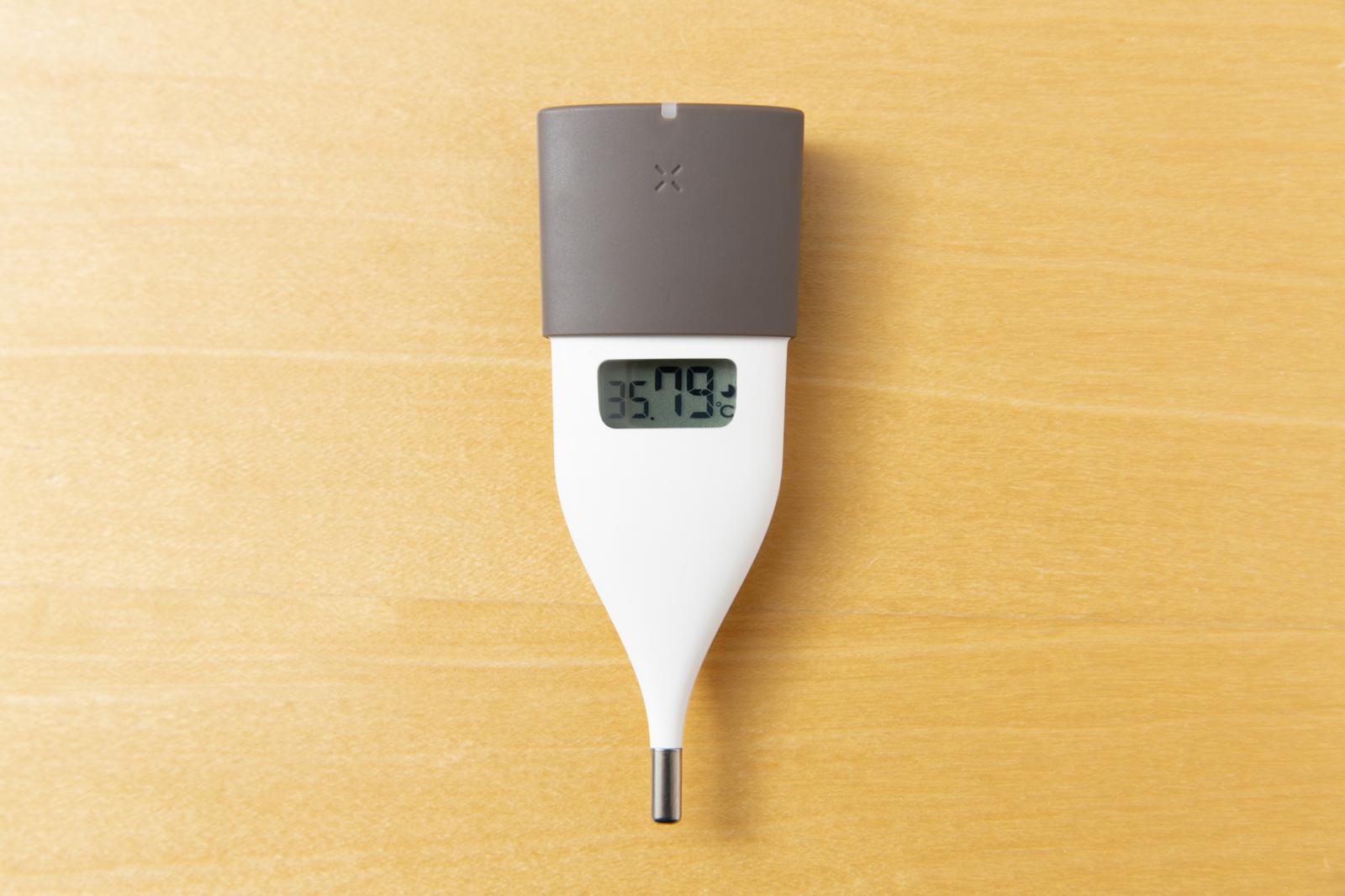 体温計 と の 違い 体温計 普通 婦人 の